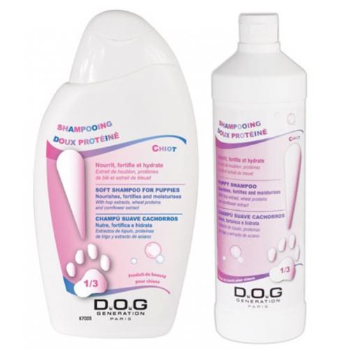 Shampooing Stimulant Kiwi Dog Generation