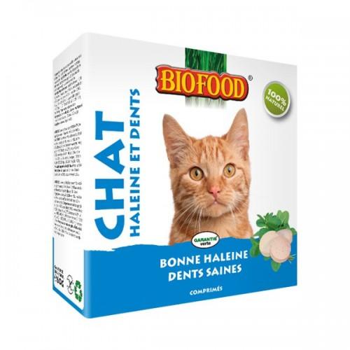 "Friandises ""Haleine et dents"" Biofood"