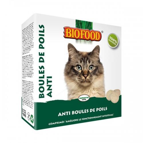 Friandises Anti Boule de Poils Biofood pour Chats