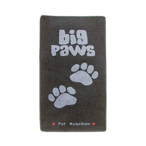 Tapis d'Entrée Gris XL Big Paws